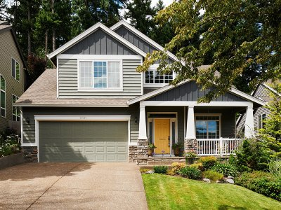 Beaverton Single Family Home For Sale: 15545 SW Beverly Beach Ct