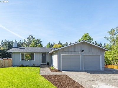 Tualatin Single Family Home For Sale: 20735 SW Shoshone Ct