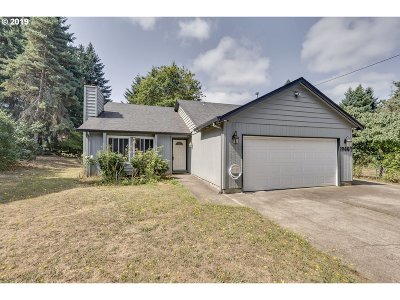 Oregon City Single Family Home For Sale: 19667 Leland Rd