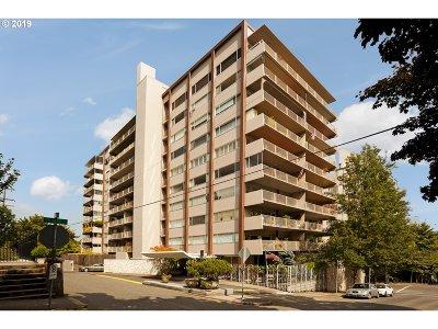 Portland Condo/Townhouse For Sale: 2323 SW Park Pl #803