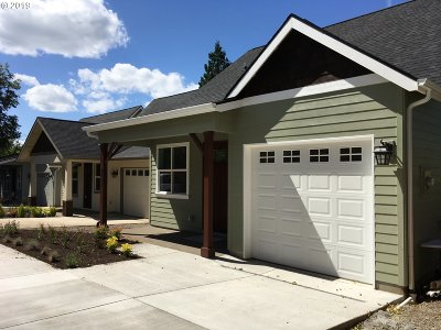Single Family Home For Sale: 2861 Adams St