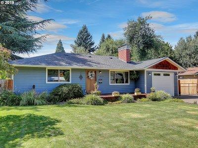 Canby Single Family Home Pending: 1017 N Juniper St