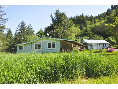 Nehalem Single Family Home For Sale: 30130 Miami Foley Rd