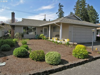Single Family Home For Sale: 12300 SW King Richard Dr
