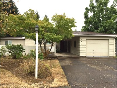 Eugene Single Family Home For Sale: 3015 Stapp Dr