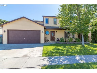 Hermiston Single Family Home For Sale: 1382 Misty Dr