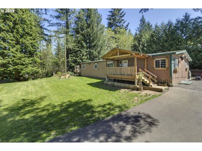 Estacada Single Family Home For Sale: 25324 S 211 Hwy