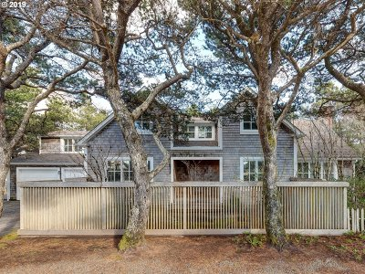 Gearhart OR Single Family Home For Sale: $840,000