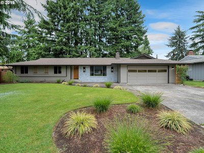 Vancouver Single Family Home For Sale: 9609 NW 8th Ave