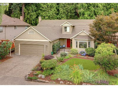 Tigard Single Family Home For Sale: 16095 SW Copper Creek Dr
