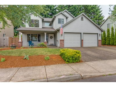 Canby Single Family Home Pending: 1315 SE 9th Ave