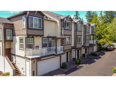 Beaverton Condo/Townhouse For Sale: 13970 SW Scholls Ferry Rd