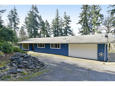 Cowlitz County Single Family Home For Sale: 103 Norwood Dr