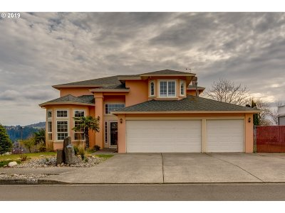 Troutdale OR Single Family Home For Sale: $499,500