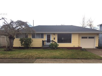 Springfield Single Family Home For Sale: 1367 Pleasant St