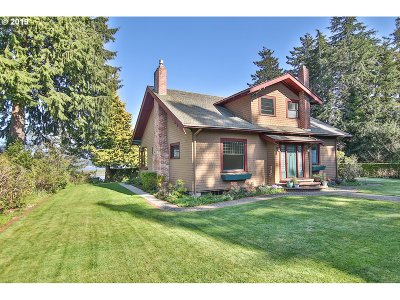 Coos Bay Single Family Home For Sale: 1920 N 14th