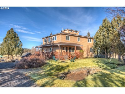 Bend Single Family Home For Sale: 62695 Hamby Rd