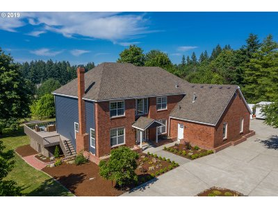 Clackamas County Single Family Home For Sale: 675 Rosemont Rd