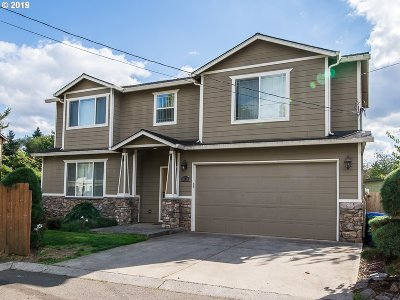 Single Family Home For Sale: 11116 SE Melania Ct