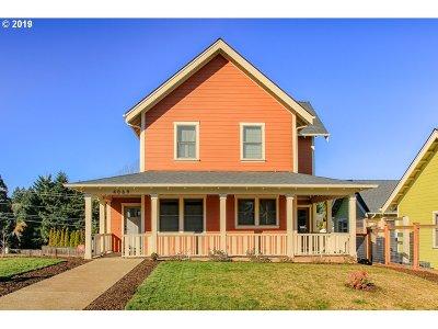 Salem Single Family Home For Sale: 4069 Braden Ln