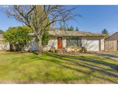 Single Family Home For Sale: 3906 SE 114th Ave