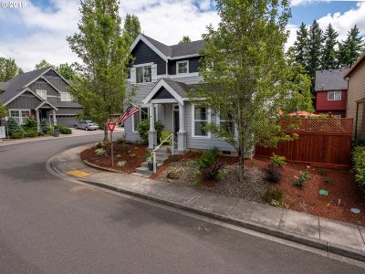 Camas, Washougal Single Family Home For Sale: 19759 SE 37th Way