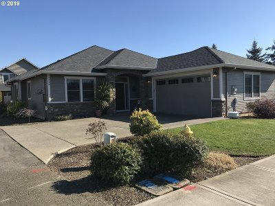 Woodburn Single Family Home Sold: 1498 Meridian Dr