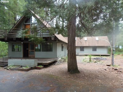 Single Family Home For Sale: 55482 Delta Rd