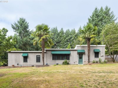 Portland Single Family Home For Sale: 11911 SW 23rd Ave