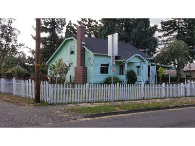 Single Family Home For Sale: 1151 S 4th St