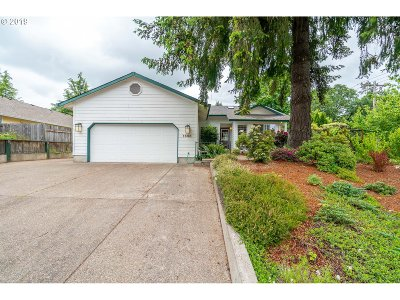 Newberg, Dundee, Mcminnville, Lafayette Single Family Home For Sale: 1698 SW Goucher St