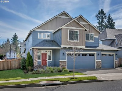 Tigard Single Family Home For Sale: 13402 SW Barnum Dr