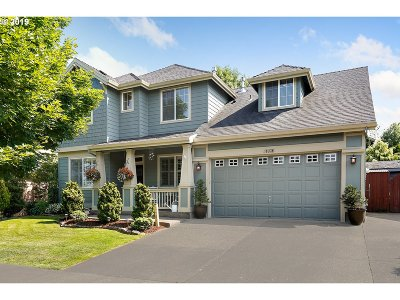 Sherwood Single Family Home For Sale: 18336 SW Timbrel Ln