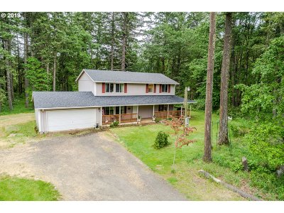 Clackamas County Single Family Home For Sale: 12619 S Wilderness Way