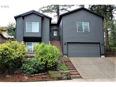 Beaverton Single Family Home For Sale: 7642 SW 205th Ter