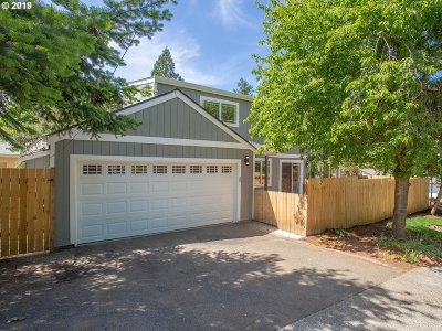 Single Family Home For Sale: 9605 SW 50th Ave
