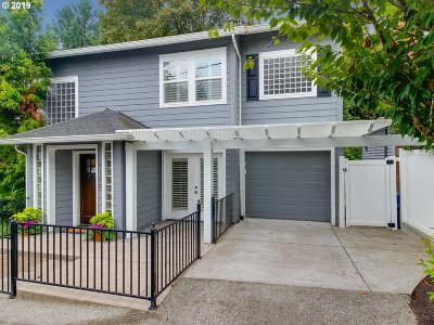 Portland OR Single Family Home For Sale: $949,000