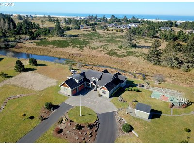 Gearhart OR Single Family Home For Sale: $859,000