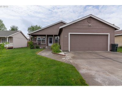 Hermiston Single Family Home For Sale: 350 W Yucca Ave