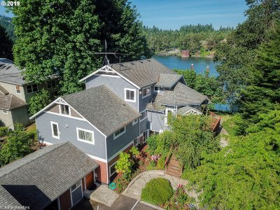 Milwaukie Multi Family Home For Sale: 14509 SE Wagner Ln