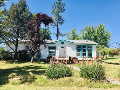Cottage Grove, Creswell Single Family Home For Sale: 83960 Cloverdale Rd