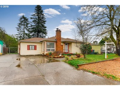 Single Family Home For Sale: 4008 SE 114th Ave