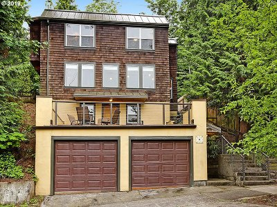 Single Family Home For Sale: 3116 NW Wilson St