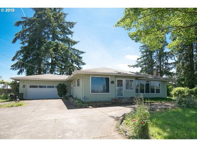 Junction City Single Family Home For Sale: 29320 McMullen Rd
