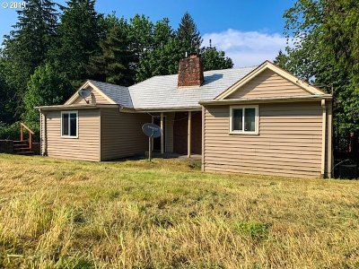 Single Family Home Sold: 40245 SE Highway 26