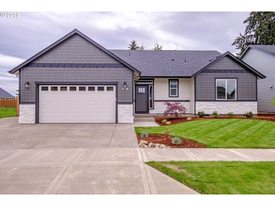 Stayton Single Family Home Sold: 2158 Deer Ave