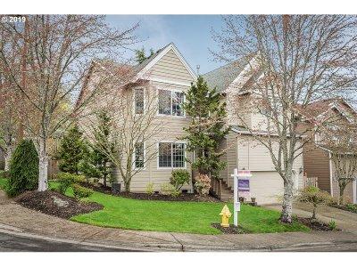 Beaverton Single Family Home For Sale: 16420 SW Marcile Ln