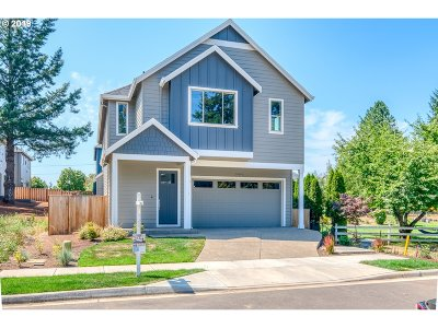 Wilsonville Single Family Home For Sale: 28505 SW McGraw Ave