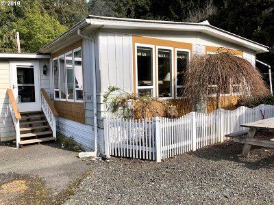 Gold Beach Single Family Home For Sale: 28183 Hunter Creek Ht