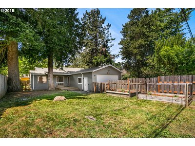 Single Family Home For Sale: 4119 NE 62nd Ave